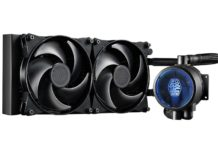 cooler master masterliquid pro 280 feature