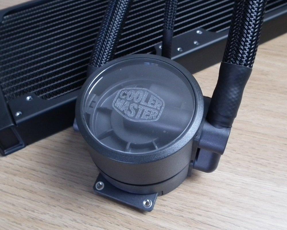 cooler master masterliquid pro 280 pump