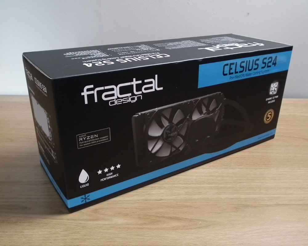 Fractal Design Celsius S24 Box