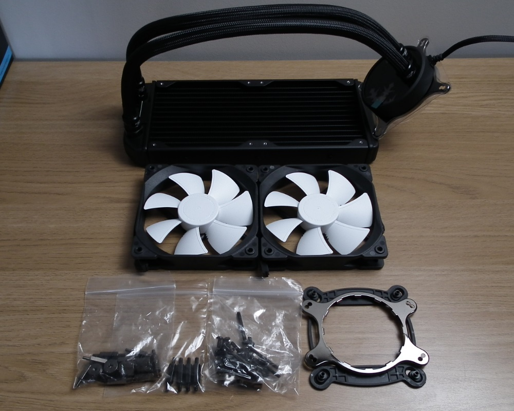 Fractal Design Celsius S24 Contents