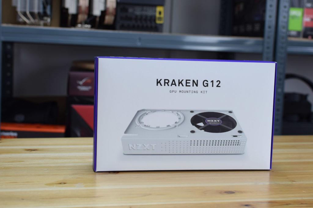 NZXT Kraken G12 Review (2)