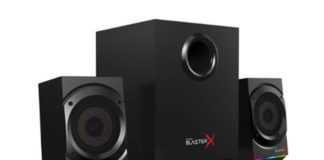 Sound Blaster Kratos S3 Feature