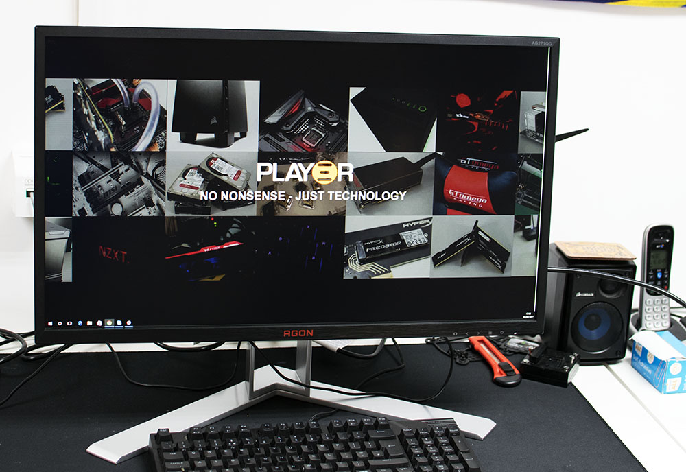 AOC AGON AG271QG Monitor Review 10