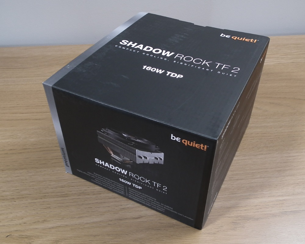 bequiet shadow rock TF2 box