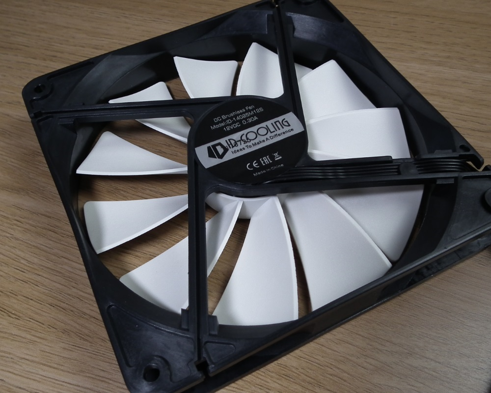 ID Cooling Frostflow 280 fan