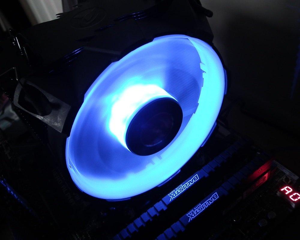 Raijintek Leto LED