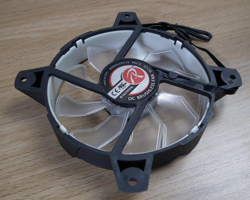 Raijintek Leto fan