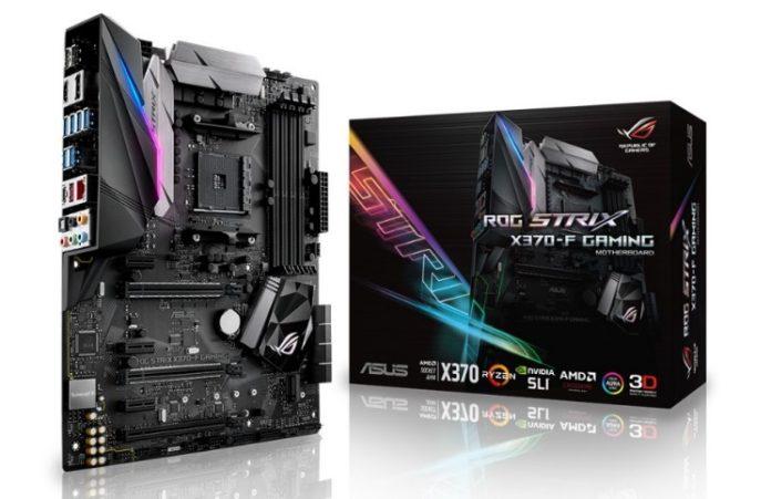 ASUS Strix X370F Feature