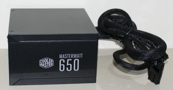 Cooler Master Masterwatt 650 PSU Review 3