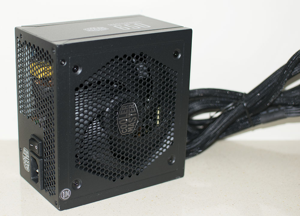 Cooler Master Masterwatt 650 PSU Review 5