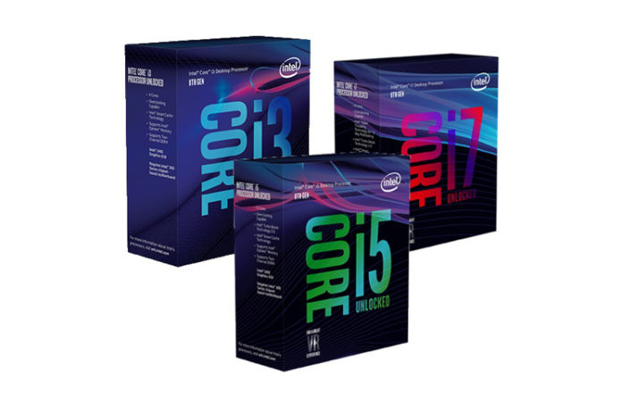 Intel Coffee Lake Feature