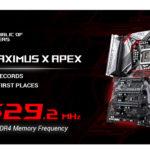ROG Maximus X Apex banner_Feature