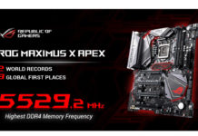 ROG Maximus X Apex banner_Feature