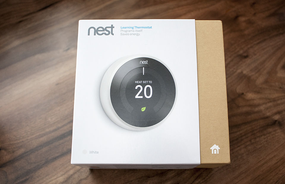 nest gen 3 smart thermostat review play3r. Black Bedroom Furniture Sets. Home Design Ideas