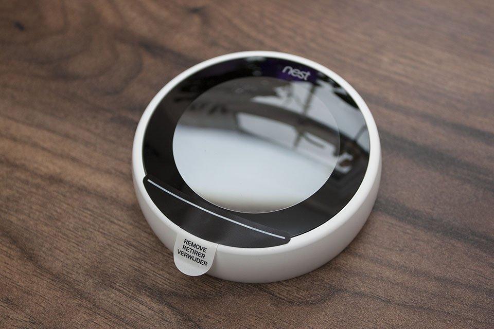 Nest Smart Thermostat Display