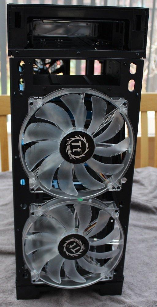 200mm fans