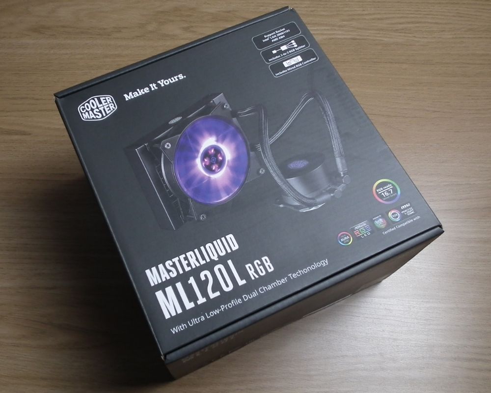 ML120L RGB box