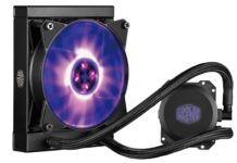 ML120L RGB feature