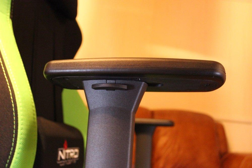 Nitro S300 arm adjust