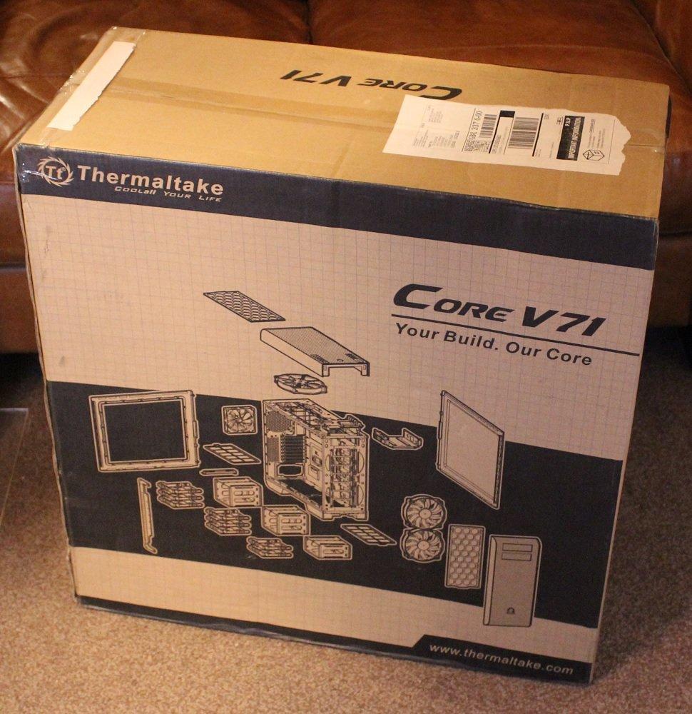 thermaltake core 71 boxed