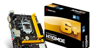 BIOSTAR H110MDE Mobo Feature