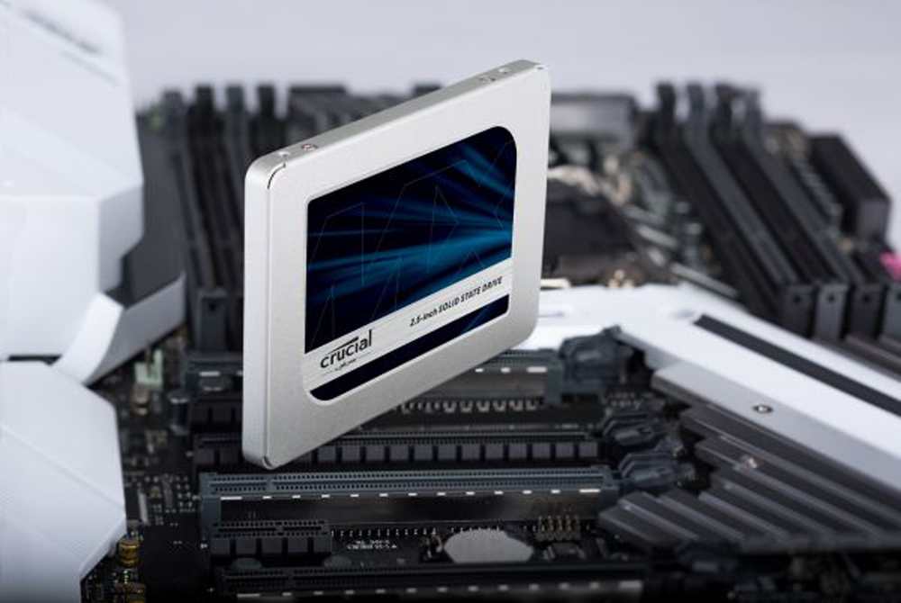Crucial MX500 SSD 1