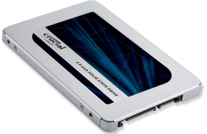 Crucial MX500 SSD Feature