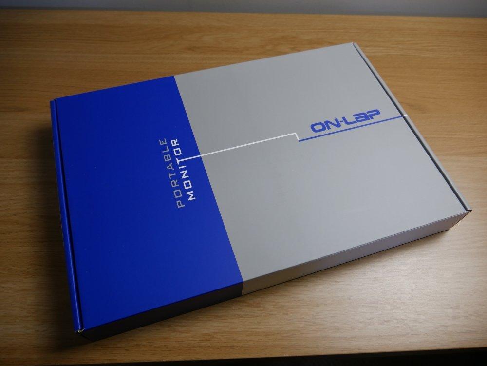 GeChic On-Lap 1503H box