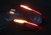 ROCCAT Kone AIMO Mouse Illuminated Feature