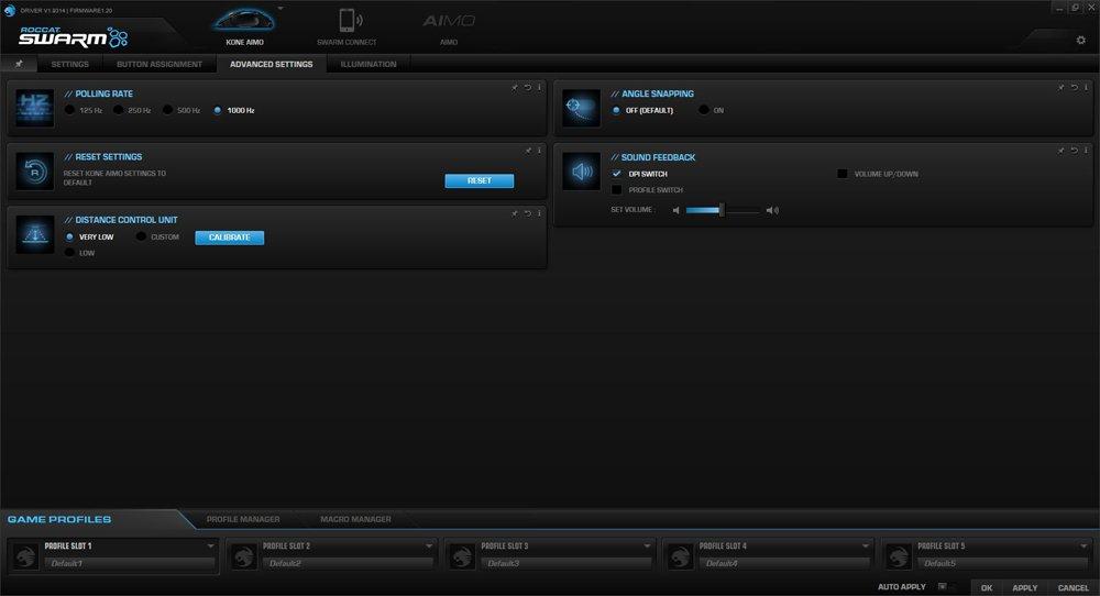 ROCCAT Swarm Kone Advanced Settings (3)