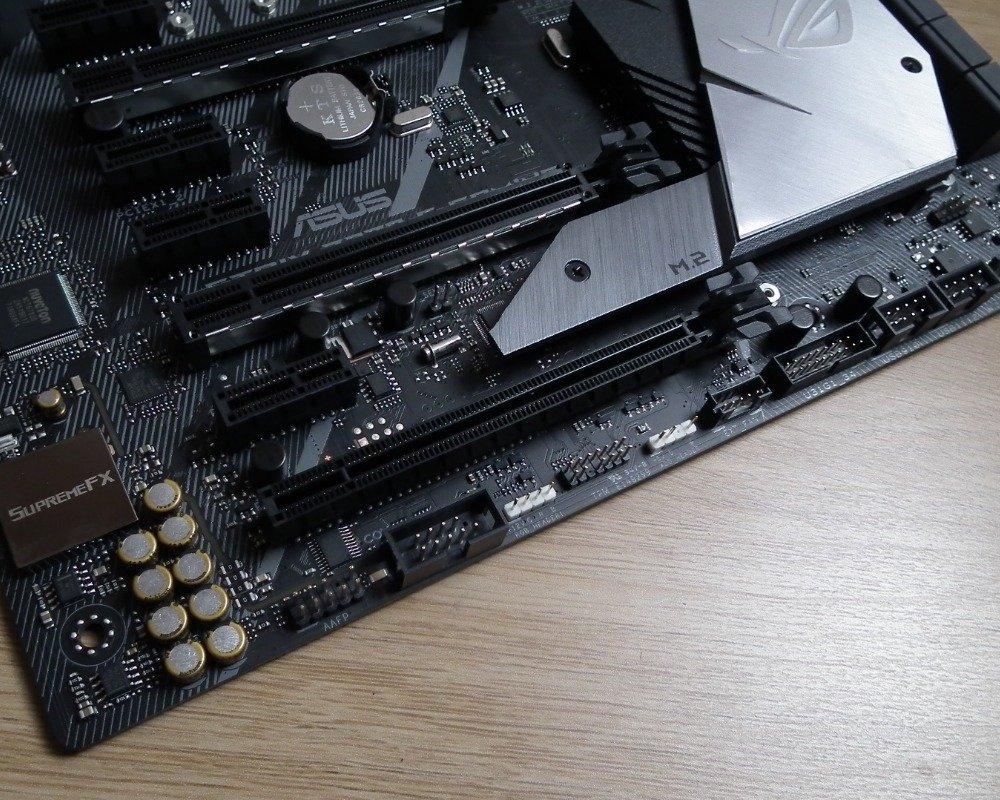 ROG STrix Z370F chipset