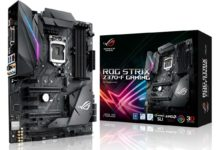 ROG Strix Z370F Review