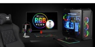 Thermaltake New TT RGB PLUS Ecosystem with TT AI Voice Control Feature