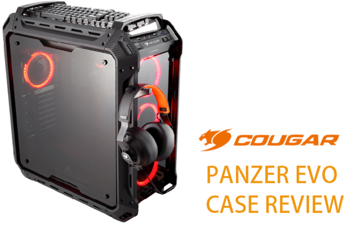 Featured Panzer Evo case