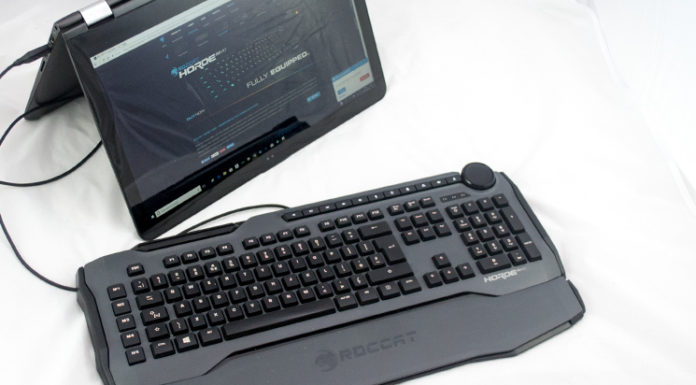 Roccat Horde AIMO Feature