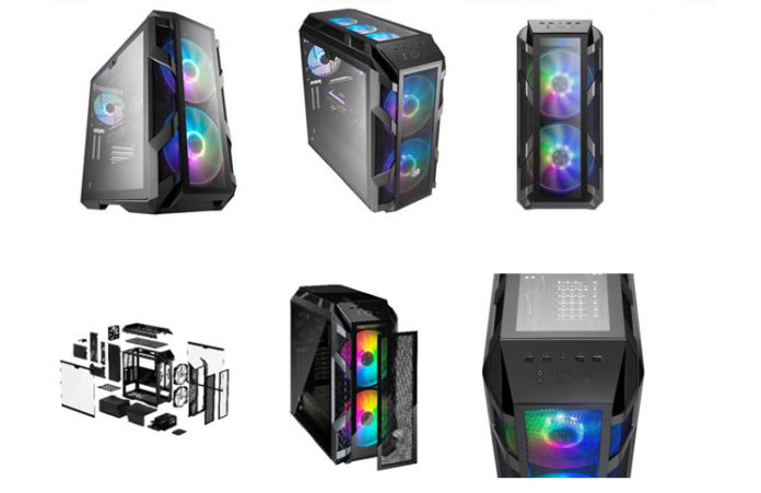 Cooler Master MasterCase H500M Feature