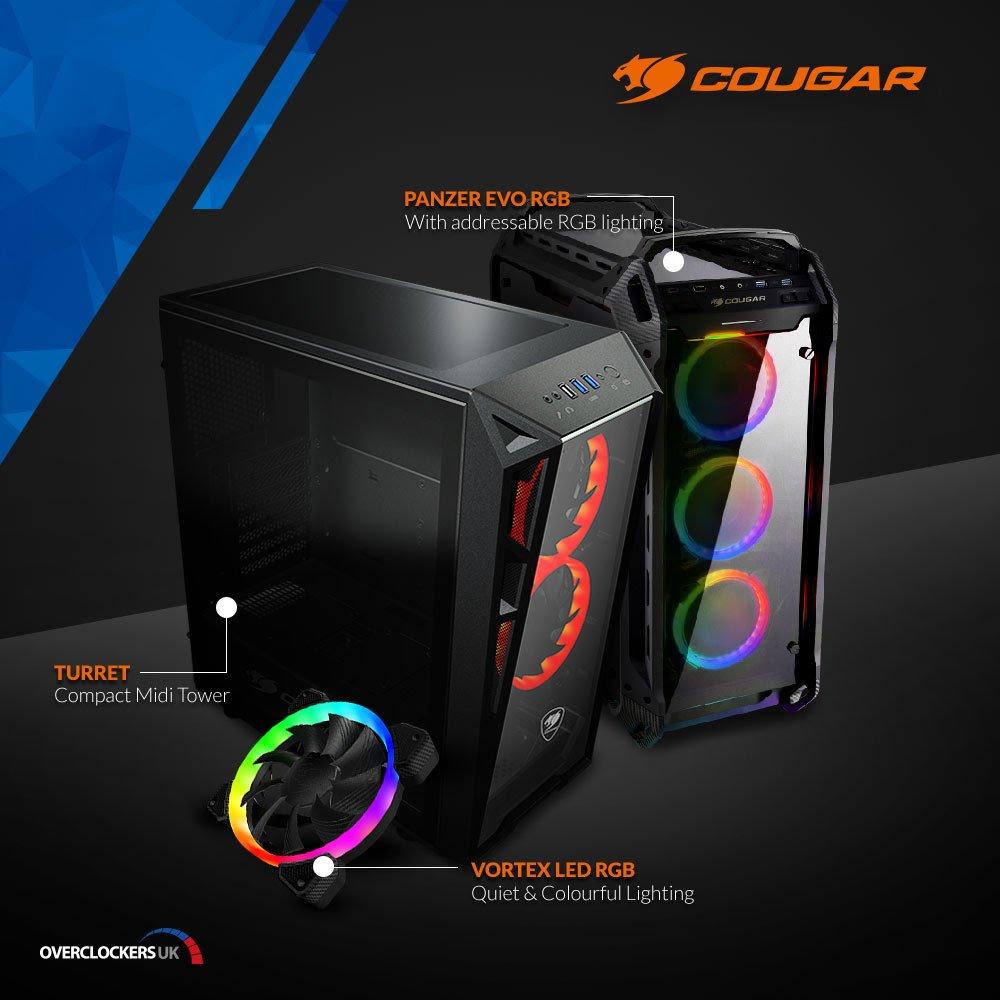 Cougar Panzer Evo RGB