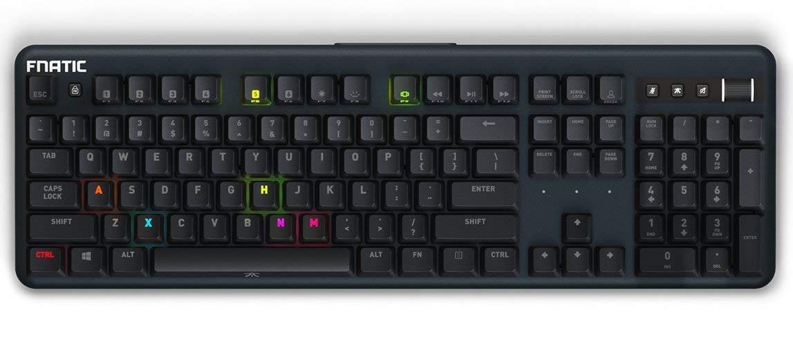 Fnatic Streak Mechanical Keyboard (13)