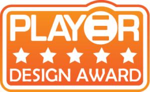 Play3r Design Award