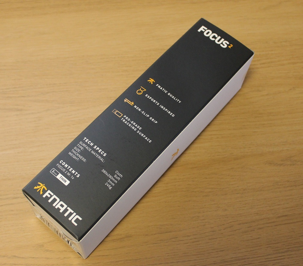 fnatic focus 2 box rear