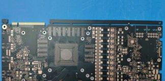 NVIDIA GTX 1180 PCB