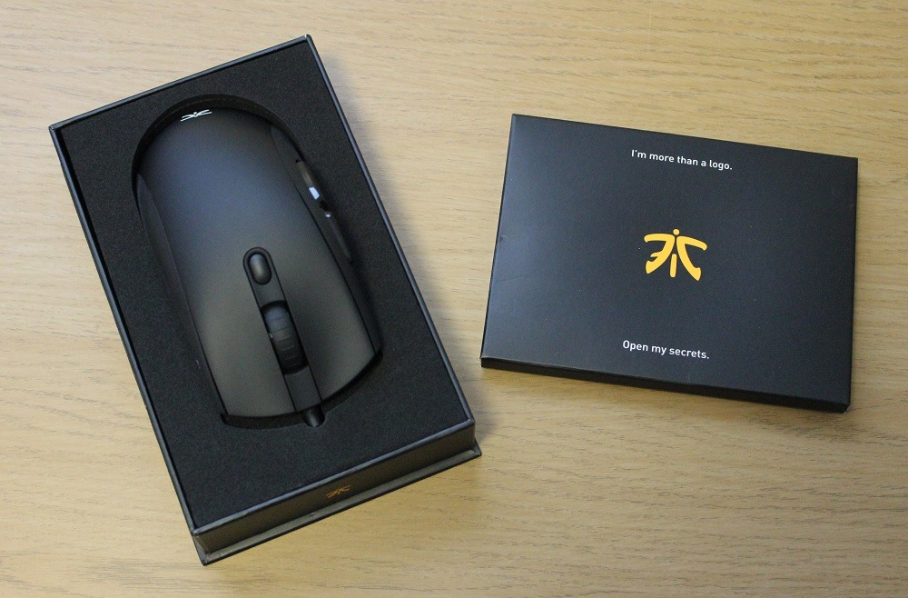 Fnatic Clutch 2 unboxed