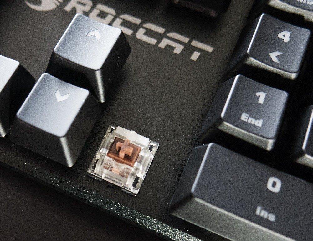 ROCCAT SUORA FX RGB Keyboard Switches