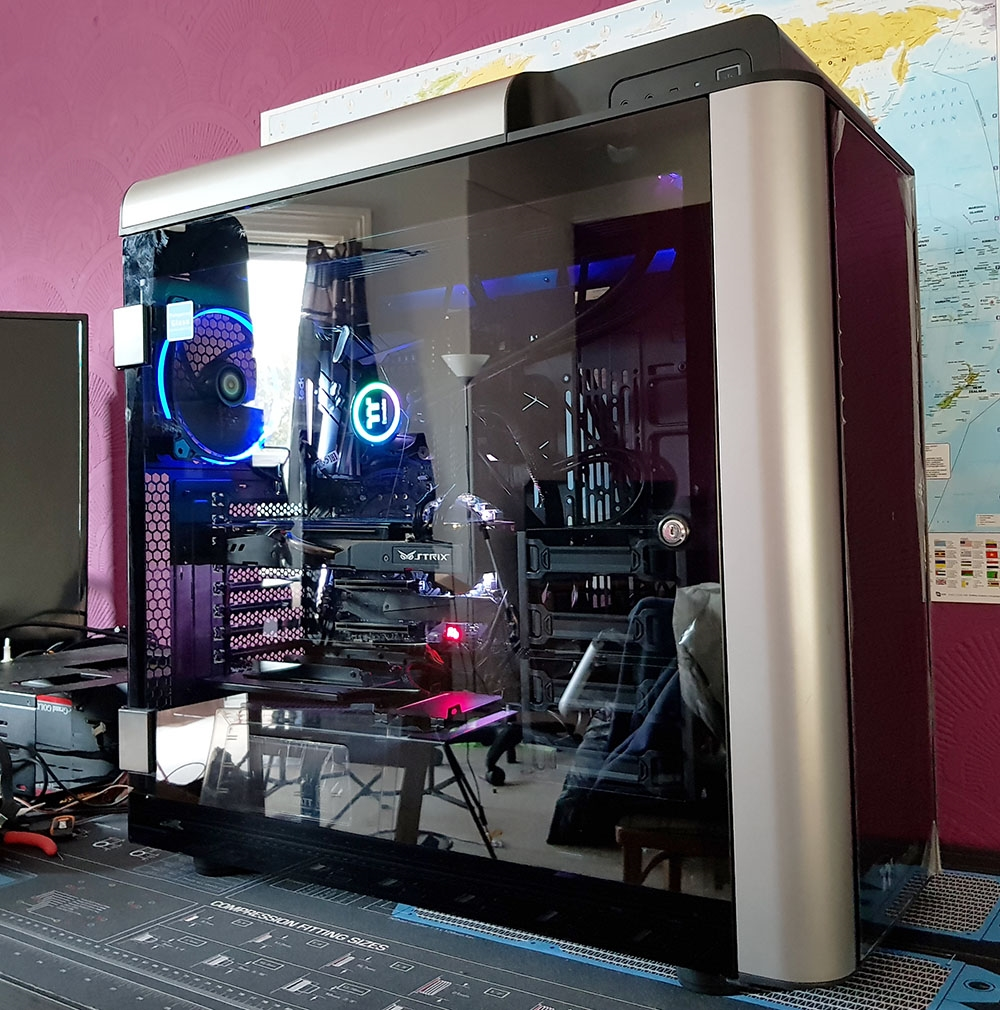 Tt Level 20 GT Build