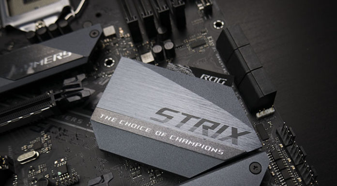 ASUS ROG STRIX Z390-E Gaming Motherboard Featured Image