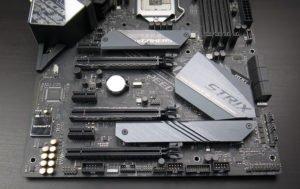 ASUS ROG STRIX Z390-E Gaming Motherboard PCIe