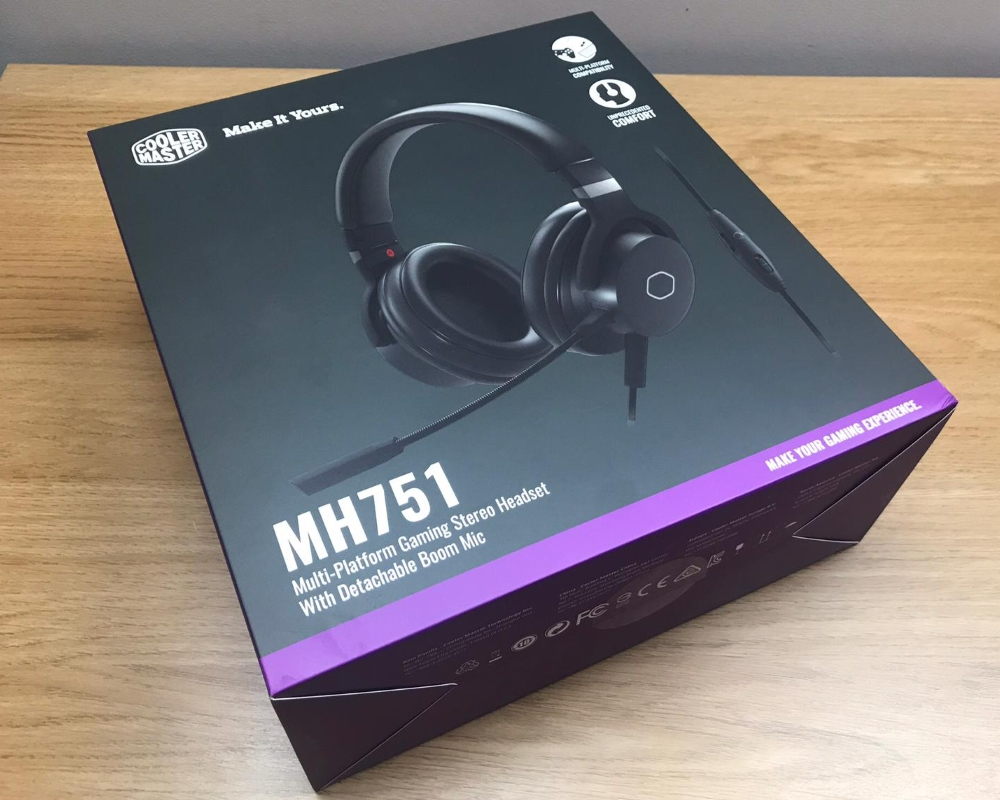Cooler Master MH751 Box
