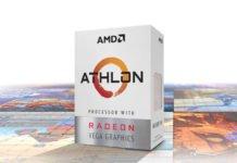 AMD Athlon with Vega AM4