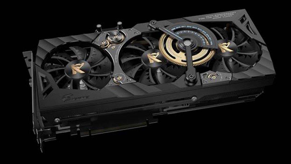 COLORFUL iGame GeForce RTX 2080 Ti KUDAN 1