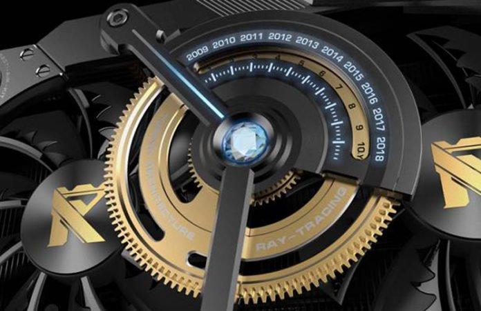 COLORFUL iGame GeForce RTX 2080 Ti KUDAN 3